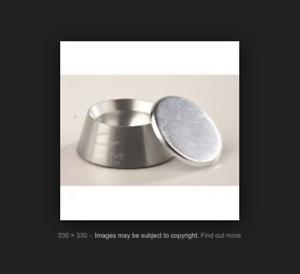 CND-Logo-Dappen-Dish-and-Lid-METAL-Steel-non-slip-034-Creative-034-style