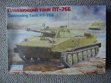 Eastern Express 1/35 Soviet PT-76B Amphibious Tank (modern)