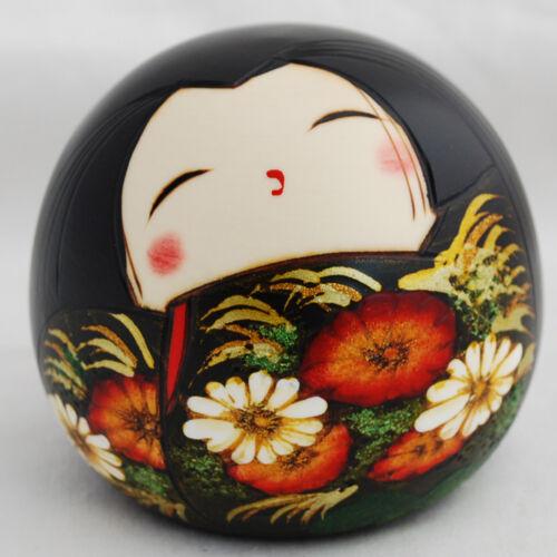 Sunny Giapponese KOKESHI DOLL-AUTHENTIC-fatti a mano in Giappone-hiyori