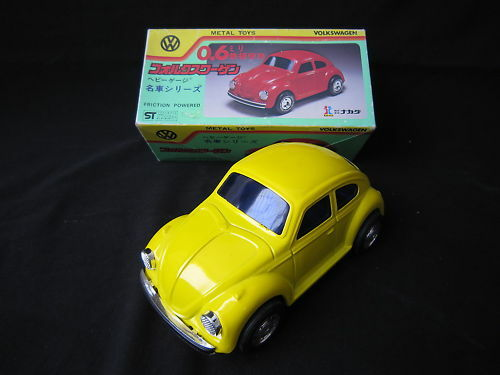 F246 F246 F246 ST VOLKSWAGEN COX COCCINELLE JAPAN 1 18° NB 2878d3