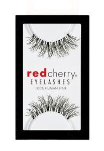Red-Cherry-WISPY-WSP-wispies-falsche-kuenstliche-Echthaar-Wimpern-strip-lash