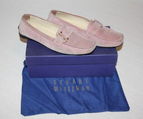 gr Schuhe Mokassins Designer Weitzman Slipper Stuart Schicke Damen 40 Edle Super nHSCAWq