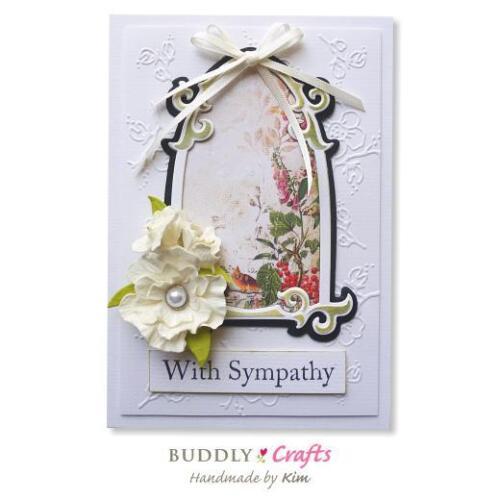Multi Flowers #5 459425 Leane Creatief Cutting Dies