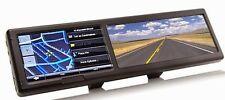NAVIGATORE GPS 4.3 SPECCHIO RETROVISORE COMPLETO DI RADIO MP3 PLAYER