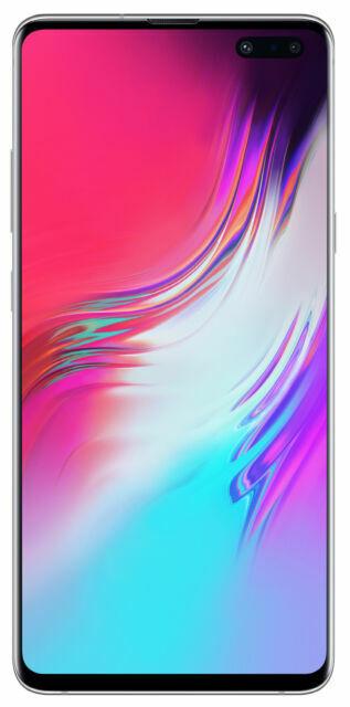 Samsung Galaxy S10 5G - 256GB - Crown Silver  - New OEM