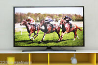 Samsung 48 Dvb-t2 110v 220 Volt Multisystem Hd Wifi Smart Tv For Worldwide Use