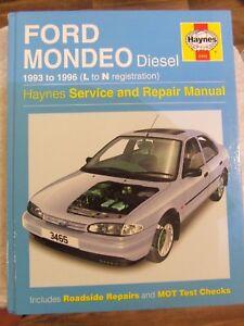 ford mondeo 1993 1996 diesel haynes service repair manual 3465 rh ebay ie Ford Turbo Diesel ford mondeo tdci repair manual pdf