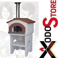 forno a legna prefabbricato per pizza LINEA VZ modello PONZA chiama x sconto