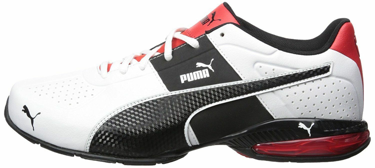 PUMA Cell Surin 2 FM White Men's Athletic Sneakers 189876-01 Comfortable and good-looking