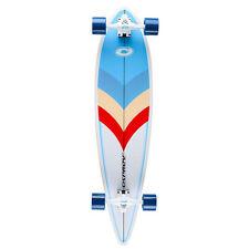 "Osprey Arrow Pintail Longboard Cruiser 41"" Complete Skateboard"