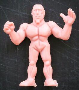 M-U-S-C-L-E-MUSCLE-MEN-65-Kinnikuman-1985-Mattel-RARE-Vintage-Flesh-Color-Toy