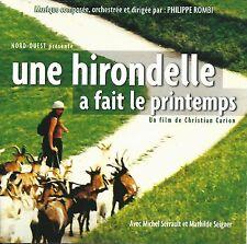 UNE HIRONDELLE A FAIT LE PRINTEMPS /  Philippe Rombi / Rare CD