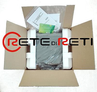 Ordinato € 448+iva Cisco1921/k9 Router 2xgbe 2xehwic Slots Ip Base Lic - New Open Box Con Le Attrezzature E Le Tecniche Più Aggiornate