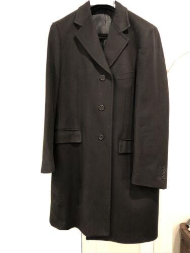 Barneys new york cashmere top coat
