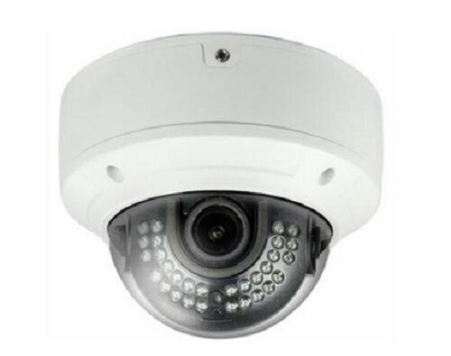 NIT-C332FV-W 3 MP IP IR Dome Camera w// 30 IR LEDs /& 2.8~12mm Vari-focal Lens