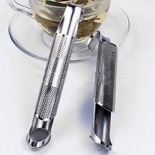 Mesh Loose Rostfreier Stahl Pipe Teesiebe Leaf Steeper Strainer Herbal Filter