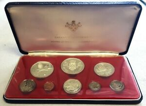1974 canadian coin set