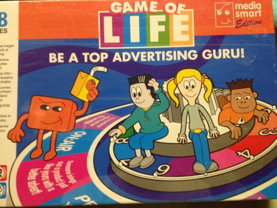 Game of life, Familie spil, brætspil