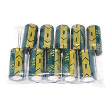 Polarized 3300uF 25V Aluminum Electrolytic Capacitors 20 Pcs X1T1