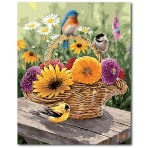 Digital-DIY-Oil-Painting-On-Canvas-By-Numbers-Kit-Artwork-Wall-Decoration-efggff