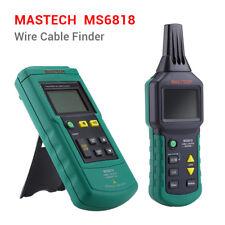 MASTECH Ms6818 Advanced Cable Tracker Pipe Locator Detector