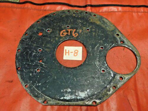 Triumph GT6 Rear Engine Plate VGC!!