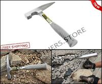 """Rock Pick Hammer 11"""" Tool Estwing Geological Prospecting Pointed Mining Steel"""