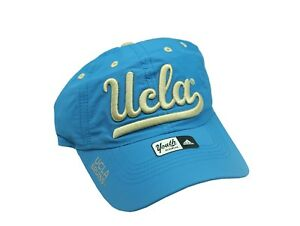 NCAA UCLA Bruins Youth Boys Size (8-20) Hat Cap One Size Fits Most Adidas New