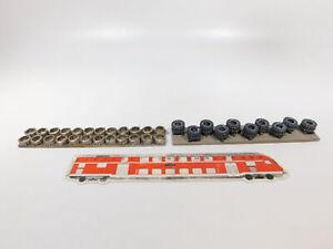 CG618-0-5-2x-H0-Ladegut-fuer-Gueterwagen-Reifen-Drahtrolle-sehr-gut