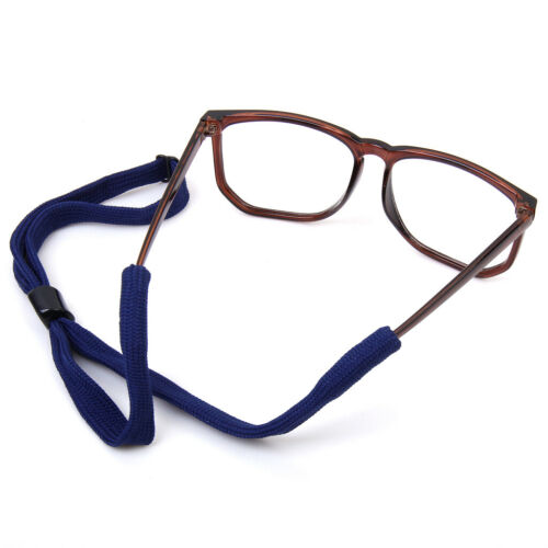 Adjustable Sunglasses Eyeglass Glasses Neck Strap Cord Lanyard String Rope