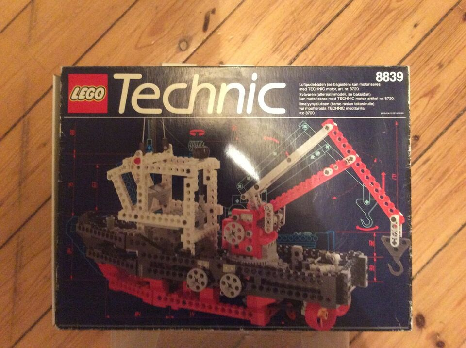 Lego Technic, 8839