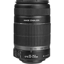 4th Of July Sale 55-250mm NEW Canon EF-S 55-250 mm f/4-5.6 IS II Lens 5123B006