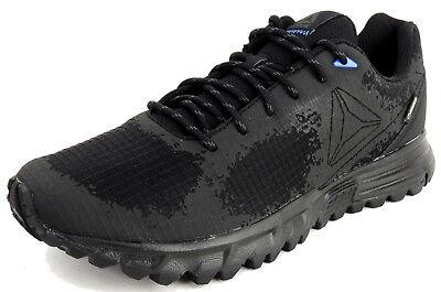 REEBOK Herren WALKING TRAIL SCHUHE SAWCUT 6.0 wasserdicht GORE TEX black | eBay