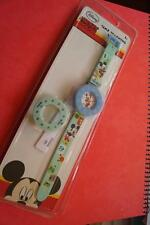 New Child's Disney Mickey Mouse Time Teaching Watch by Zeon
