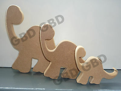 DINOSAUR SHAPE IN MDF/WOODEN CRAFT SHAPE/BLANK DECORATION PLAQUE