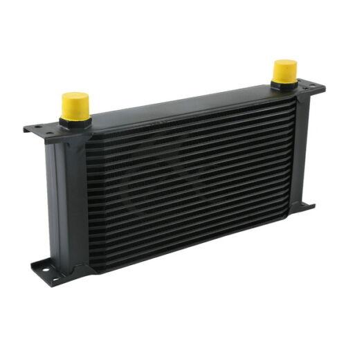 universal Ölkühler 19 zeile ein 10an motorrad getriebe racing Öl Kühler