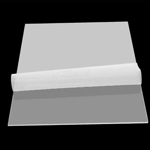Plastic Sheet White Acrylic Perspex 5mm Thick White Acrylic Sheet Cut to Size