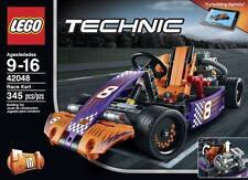 NEW LEGO Technic Race Kart 42048 Track Car 2-in-1 Model Cart Racing Machine NIB