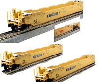 Kato 30-9045 Ho Gunderson Maxi-iv Double Stack Well Car Set Ttx 732958 (3) on sale