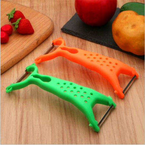 Household Plastic Peeler Apples Multi-Function Accessories For Kitchen Tools W