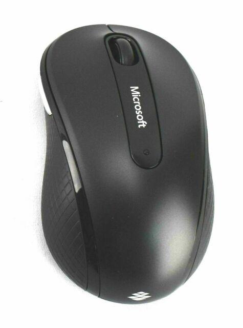 2744f2330c3 Microsoft - Wireless Mobile Mouse 4000 - Graphite 692753349125 | eBay