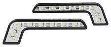 LED Tagfahrlicht L-FORM + R87 Modul E-Prüfzeichen  Mercedes