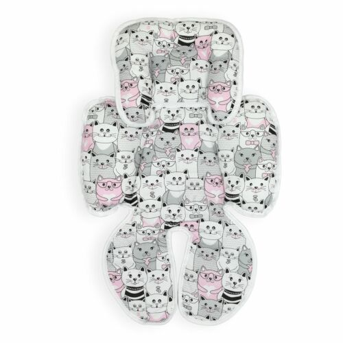 Baby Head Hugger /& Full Body Support Liner for Car Seat Buggy Pushchair Y4H