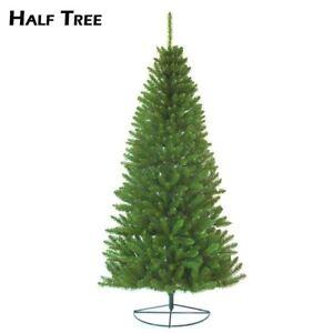 8ft-Half-Tree-Christmas-wallmounted-freestanding-corner