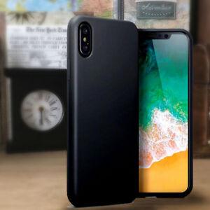 Apple-iPhone-10S-Impact-Displacement-Composite-Gel-TPU-Matte-Black-Case