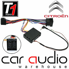 PIONEER Citroen Xsara Picasso C2 C3 C5 C8 Steering Wheel Interface T1-CT2v2