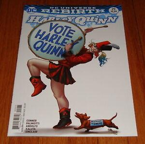 HARLEY QUINN #47 FRANK CHO VARIANT DC COMICS  1ST PRINT
