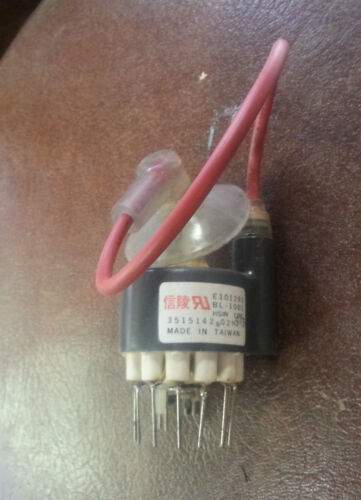 Flyback Transformer Ampex 230 AM62 and similar CRT Terminals PN 3515142-02