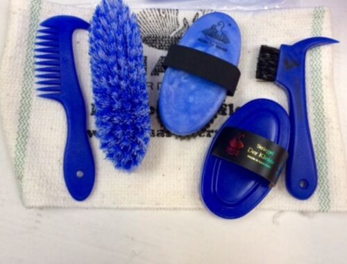 Haas Childrens Grooming Kit BLUE