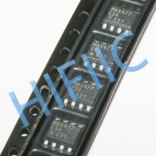 1PCS//5PCS MAX477ESA 300MHz High-Speed Op Amp SOP8